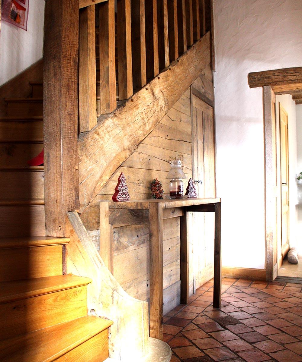 Notre Offre D Escaliers Et De Planchers Bois Pres De Vierzon